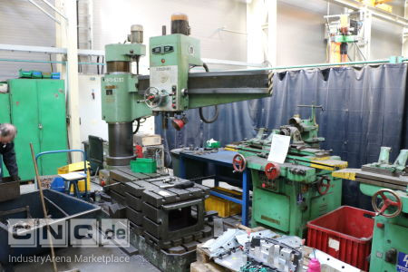 Radial Drilling Machine SHENYANG Z3050 x16 I