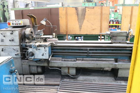 Center Lathe PONAR TUR-50 X 2000