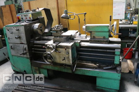 Center Lathe WAFUM TU 5 50-1000