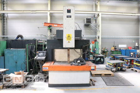 Vertical Eroding Machine CHARMILLES ROBOFORM 7010