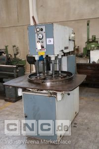 SPEED-FAM Plate lapping machine SPEED-FAM