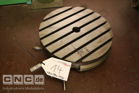 Rotary Machine Table/ Indexing Device -