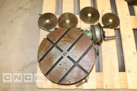 Dividing Attachment / Rotary Table