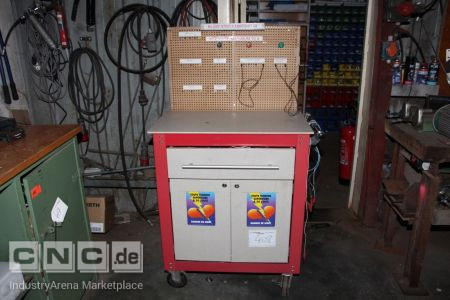 Mobile Electric Test Station -