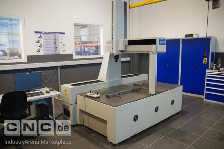 Coordinate Measuring Machine MITUTOYO Euro-C A9166