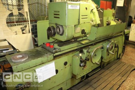 Internal and external grinding machine TITAN RU 350X1000