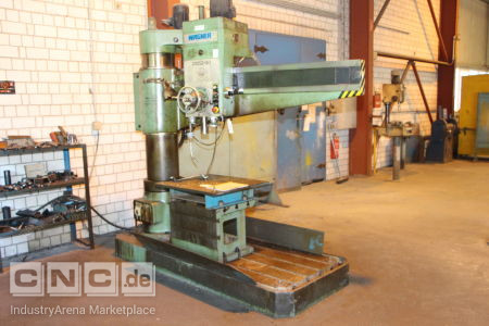 Radial Drilling Machine WAGNER PCR 50