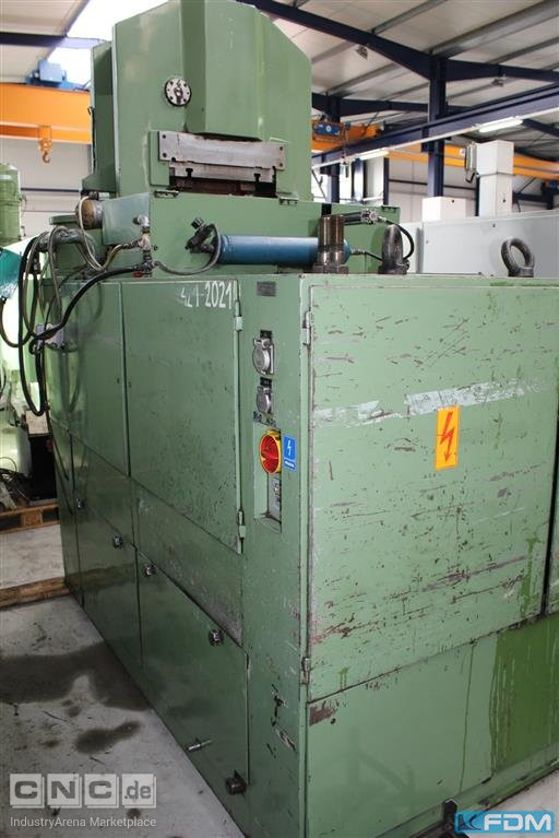 Toggle Press - Single Column GRÄBENER GK 800/5488