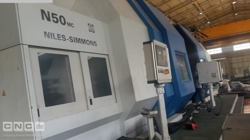 NILES-SIMMONS N 50 MC x 6000