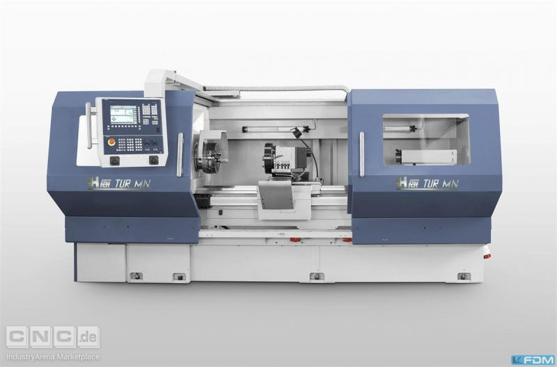 CNC Lathe FAT / HACO TUR MN 710x 4000 mm