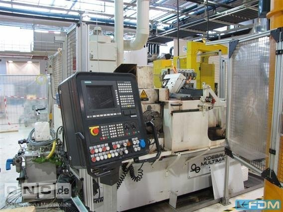 Grinding Machine - Centerless KOENIG & BAUER Multimat 400