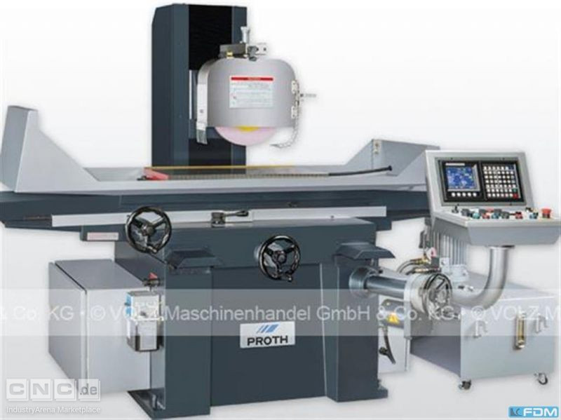 Surface Grinding Machine PROTH PSGS 4080 AH / S1