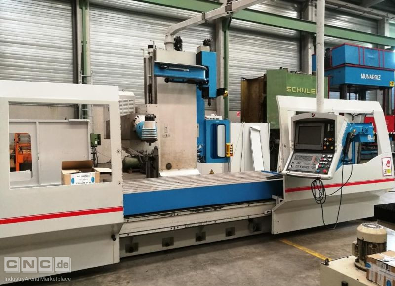 SORALUCE TR - 35 Bed type milling machine