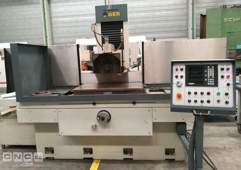 GER S-100/50 Tangential grinding machine