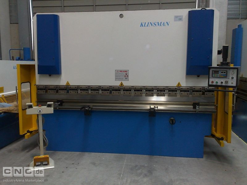 KLINSMAN RPP 125/320 hydraulic press brake machine