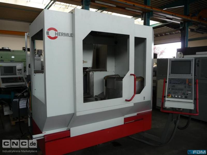 Machining Center - Universal HERMLE U 740