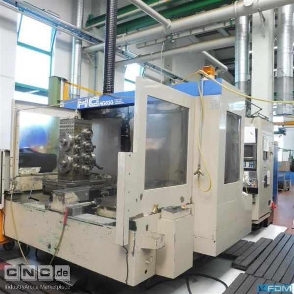 Machining Center - Horizontal HITACHI SEIKI HG 630