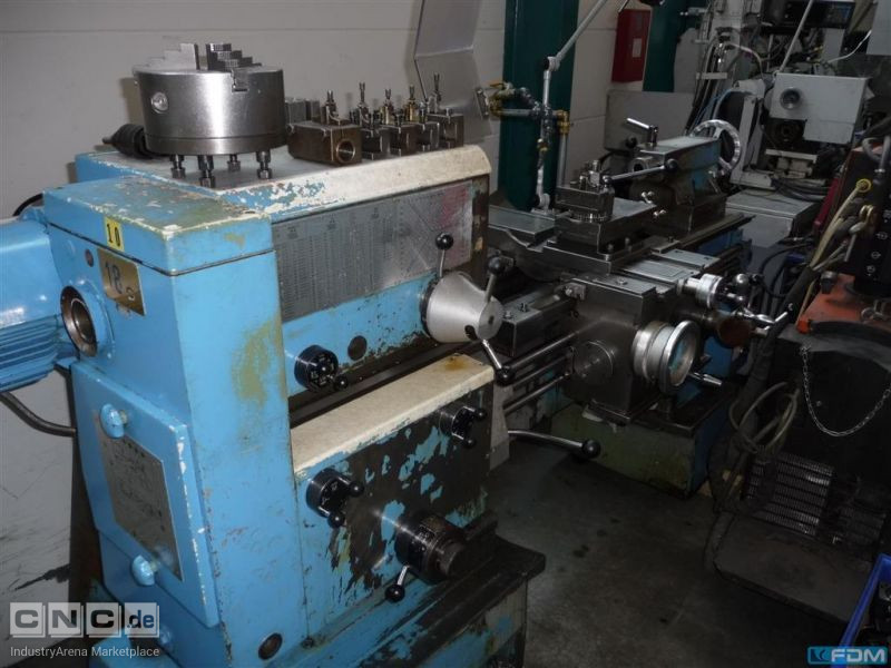 Center Lathe VDF 21 RO
