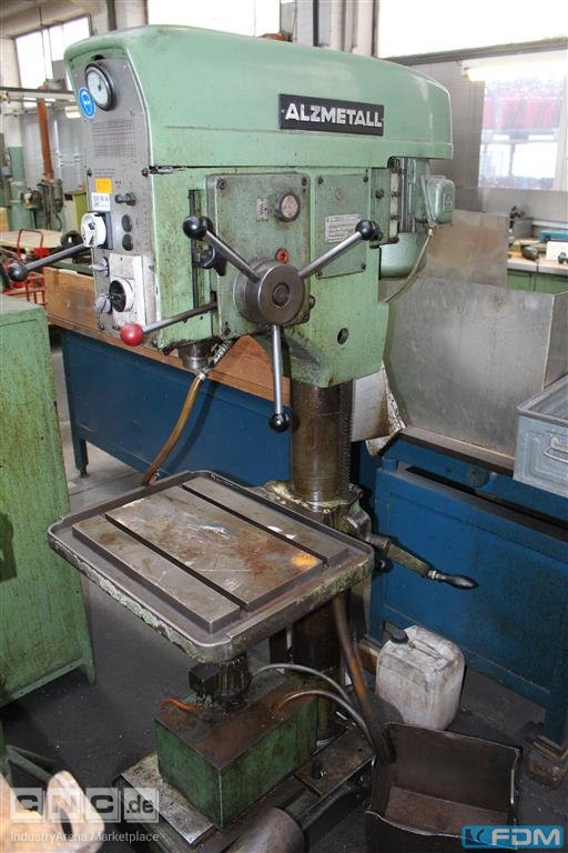 Pillar Drilling Machine ALZMETALL AB3 ESV