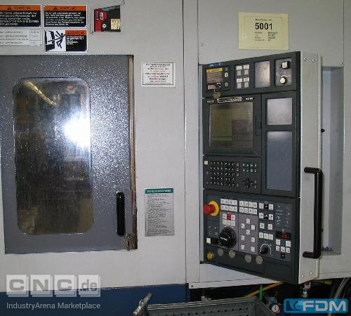 Machining Center - Vertical MORI SEIKI GV 503 APC