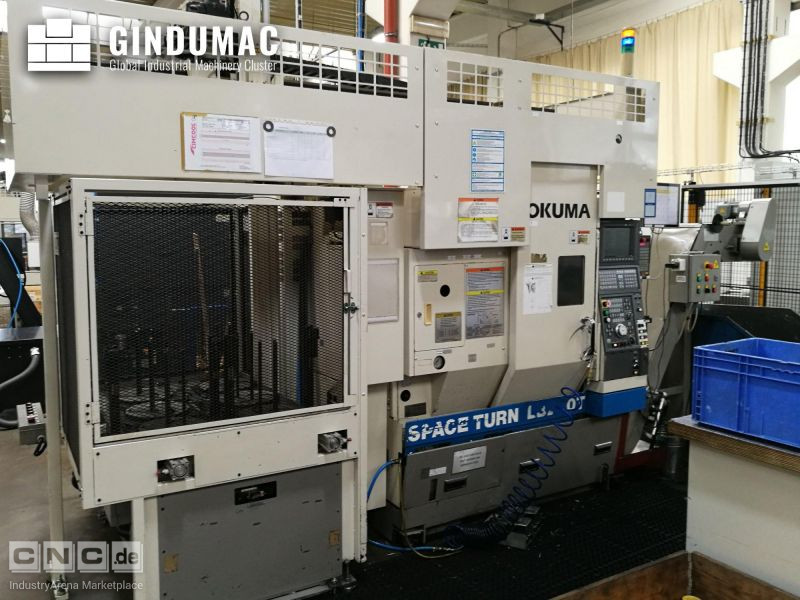 Okuma SPACE TURN LB250T