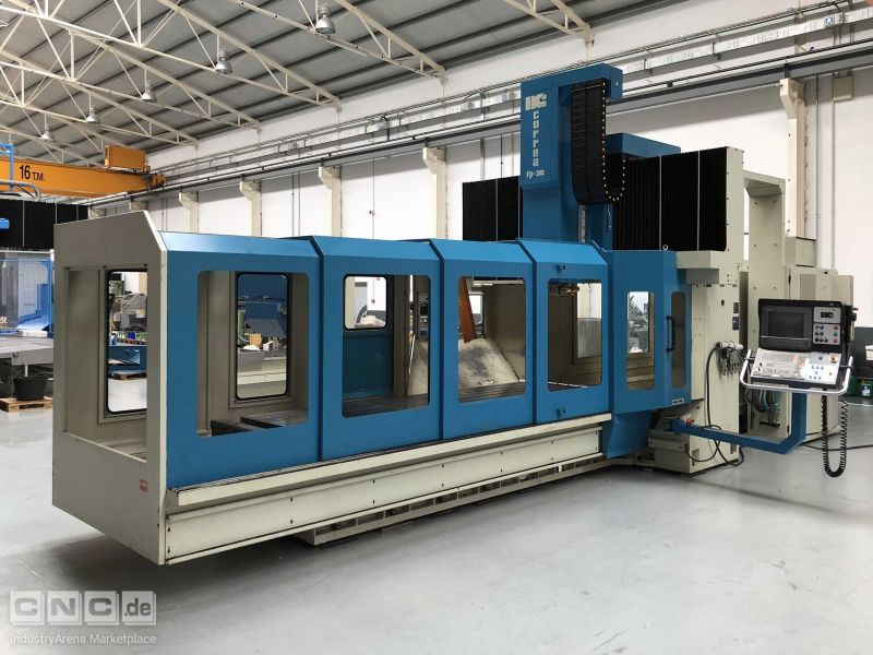 Correa FP30/40 ATC Bridge and Gantry Milling Machine