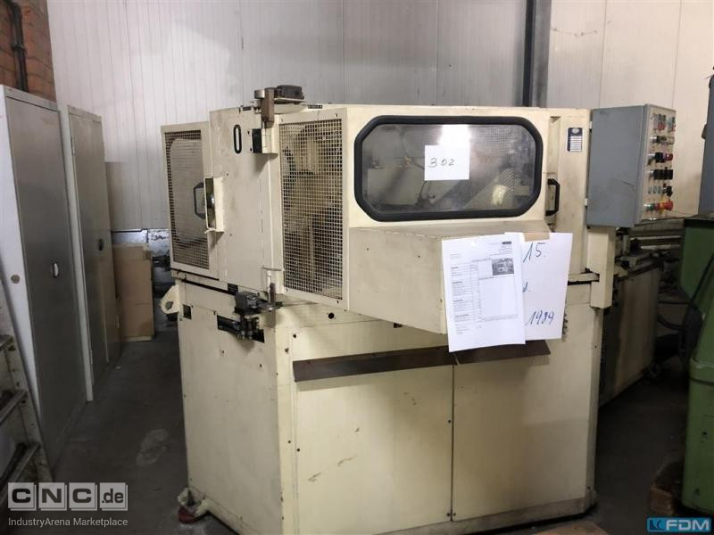 Injection blow molding machine BEKUM SBM 340