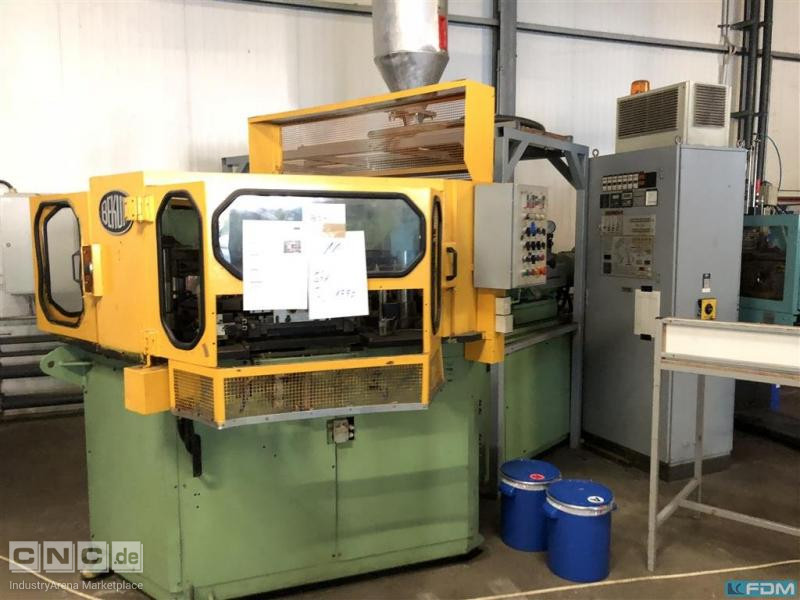 Injection blow molding machine BEKUM SBM 341
