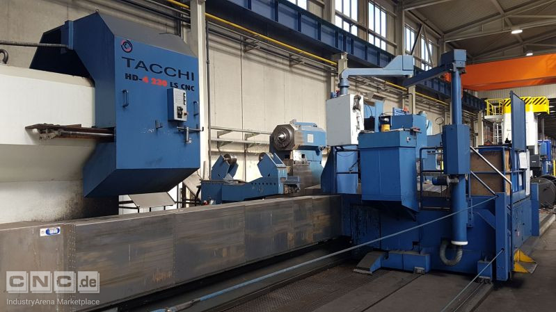 CNC Heavy Duty Lathe