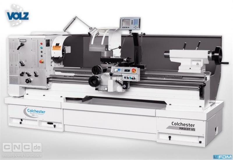 Center Lathe COLCHESTER  (HARRISON) MASCOT VS 2000 (V460)