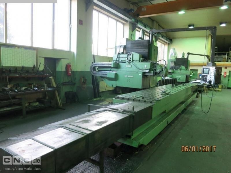 ZAYER KF5000CNC