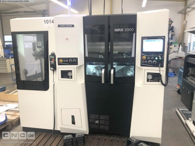 DMG MORI NRX 2000 MC