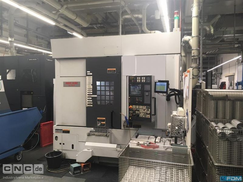 CNC Turning- and Milling Center MORI SEIKI NL 1500 MC