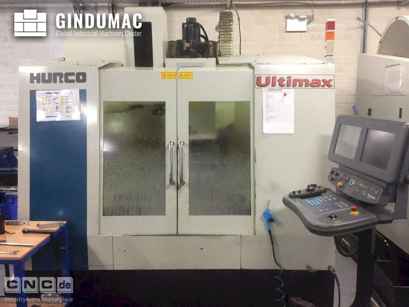 Hurco Ultimax VMX30