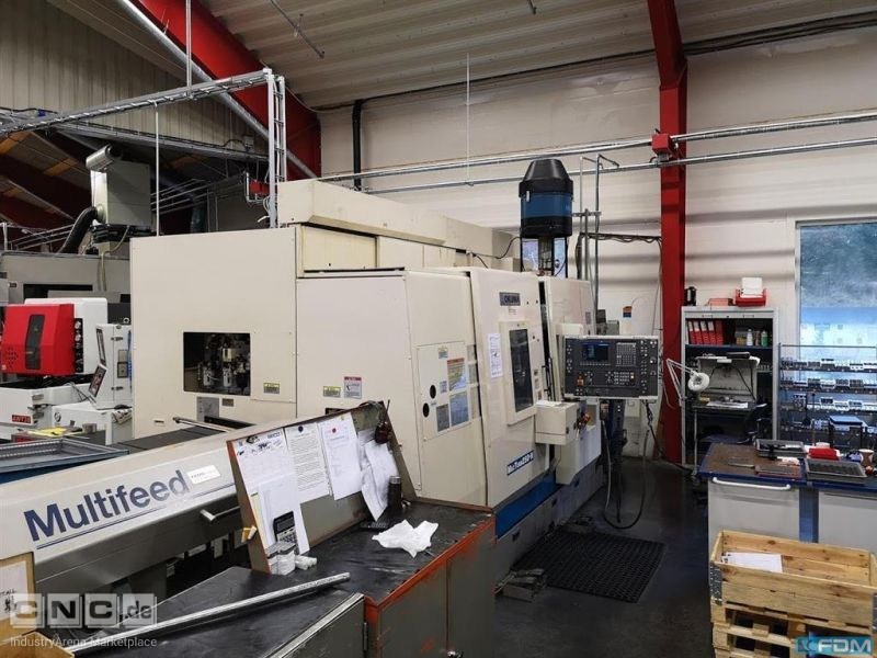 CNC Turning- and Milling Center OKUMA MacTurn 250-W
