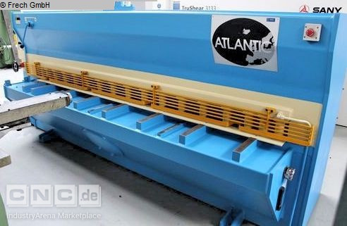 ATLANTIC ATS 3006 Mot