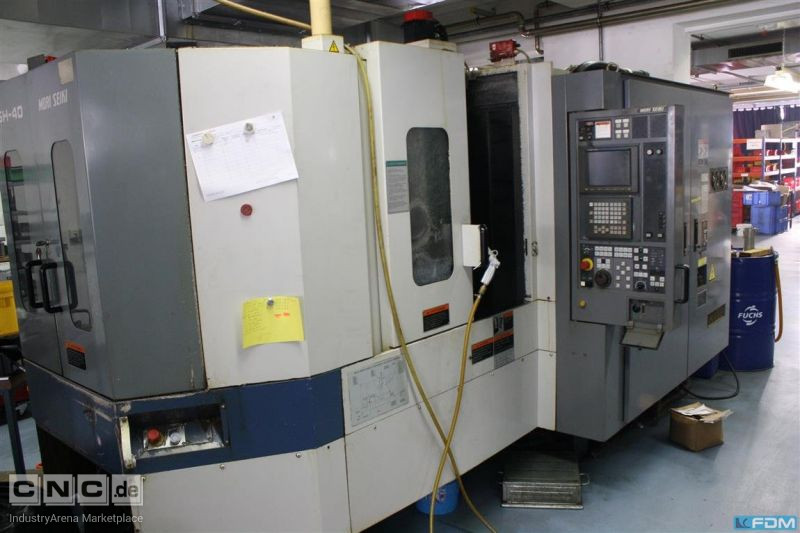 Machining Center - Horizontal MORI SEIKI SH 40