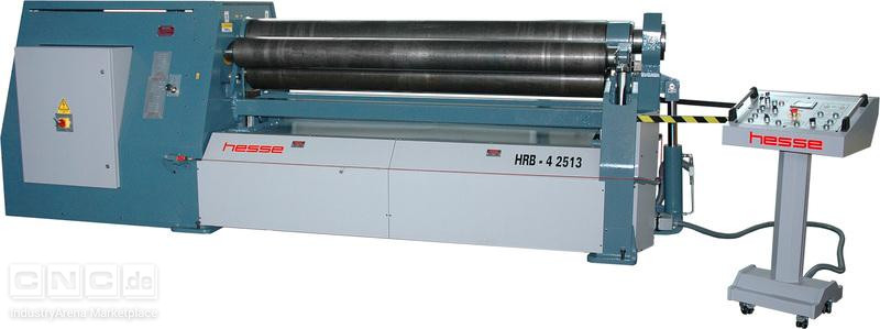 HESSE by DURMA HRB-4 2020