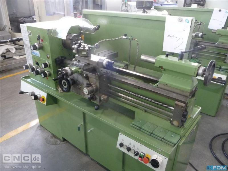 Center Lathe WEILER Condor B 81