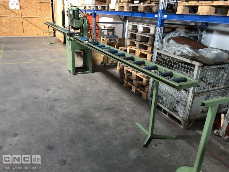 Circular Cold Sawing Machine EISELE VMS-1