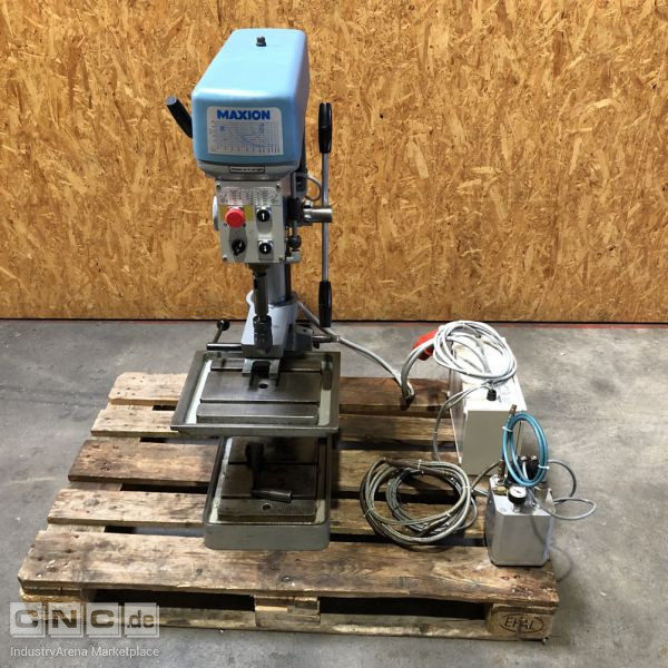 Bench Drill / Threading Machine
