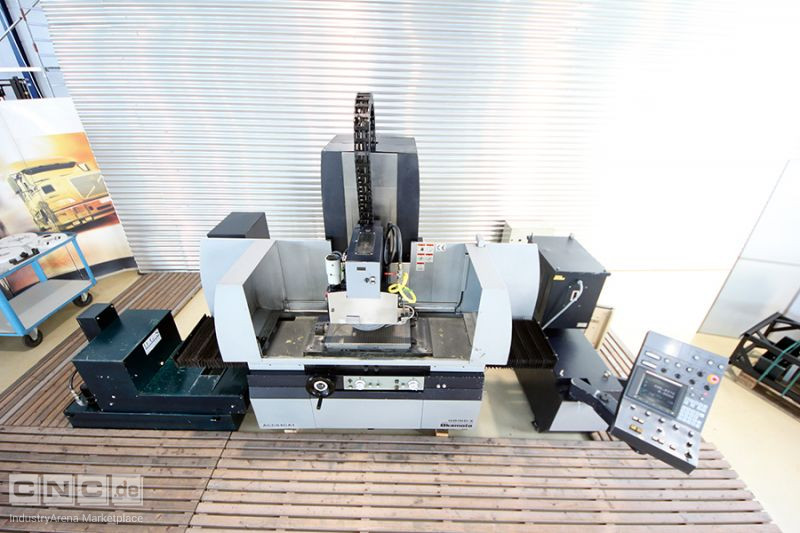 Okamoto ACC 64 CA1 CNC Surface Grinder