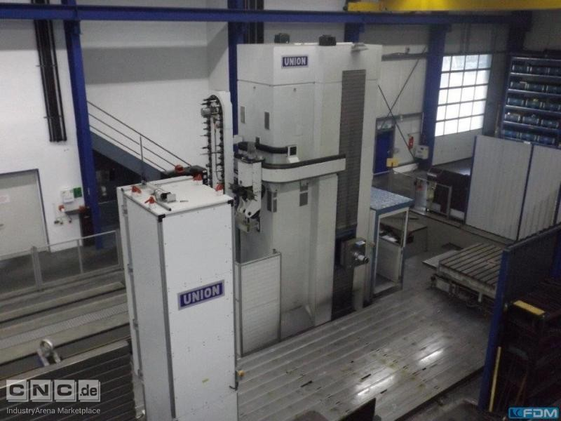 Floor Type Boring and Milling M/C - Hor. UNION PCR 150
