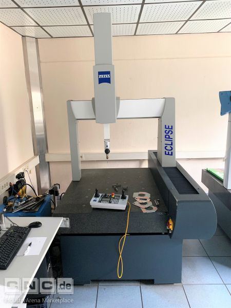 Zeiss Eclipse 7/17/6 3D Measuring Machine