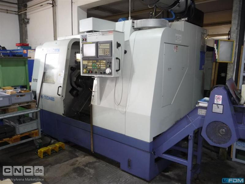 CNC Drehmaschine HWACHEON HI TECH 400