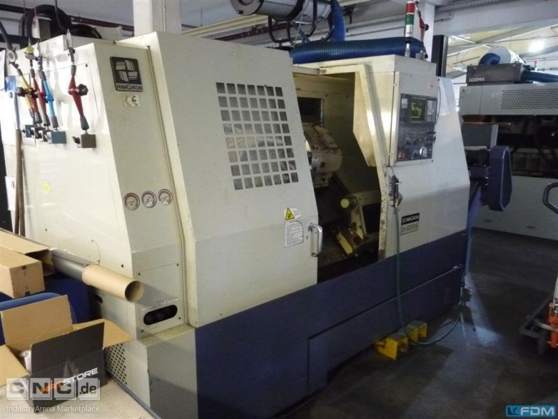 CNC Drehmaschine HWACHEON Hi Eco 31