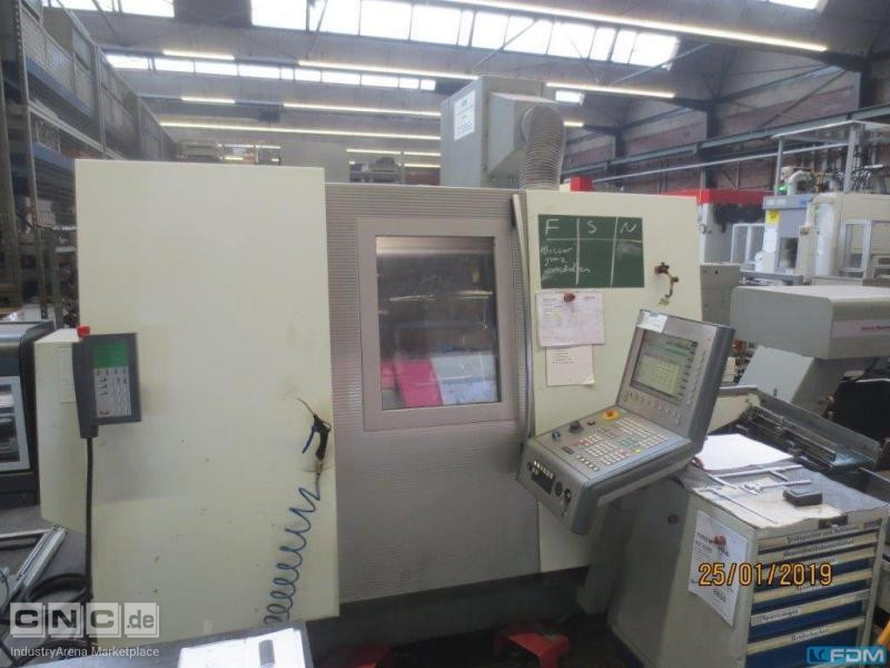 CNC Turning- and Milling Center GILDEMEISTER TWIN 65-1