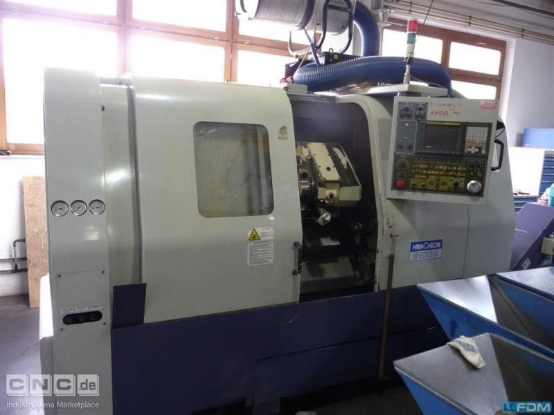 CNC Drehmaschine HWACHEON Hi Eco 31 A