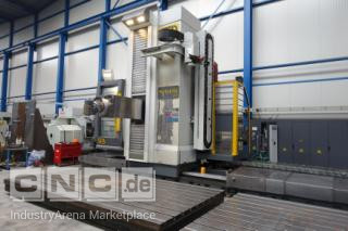 CNC Floortype milling machine