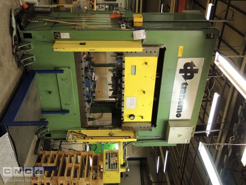 Tranemo BTE-250D-19 Hydraulic Press